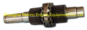 120C Output shaft ADVANCE gearbox parts