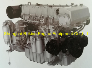Weichai WP7C268-18 marine propulsion diesel engine for yacht 268HP 1800RPM
