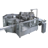 Liquid Washing Filling Capping Machine (3-in-1, 24000B/H, 500ml) CGF60-60-15