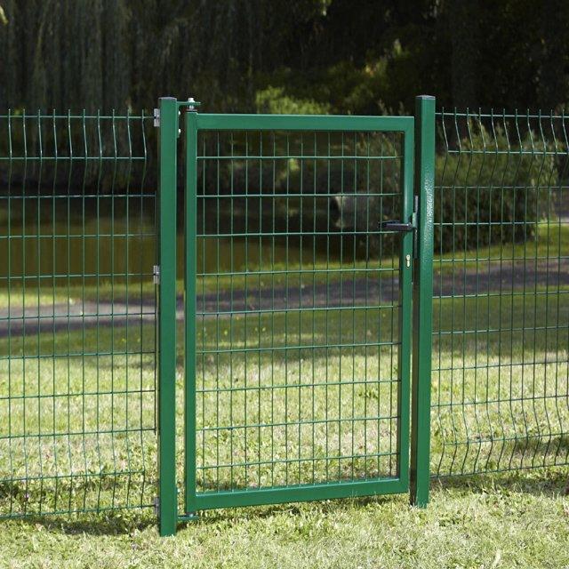 Neu Gartentor Metalltor Zauntür Garten Maschendraht Tor Buy Garden