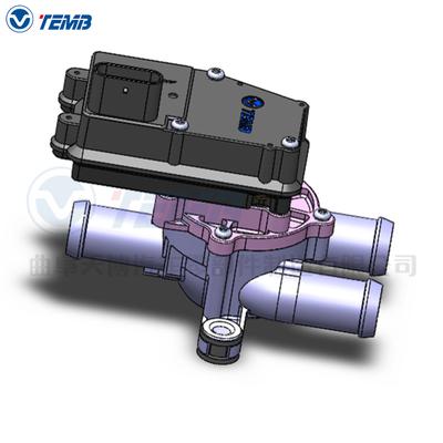 新能源汽车用电子水阀,电机电子水阀,新能源汽车两通阀