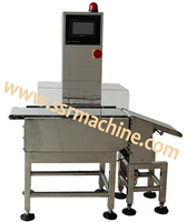 IP65 Digital Online Weight Checking and Sorting machine for big size packing