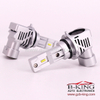 M3 haogen bulb size 9006 6000lm car zes led headlight