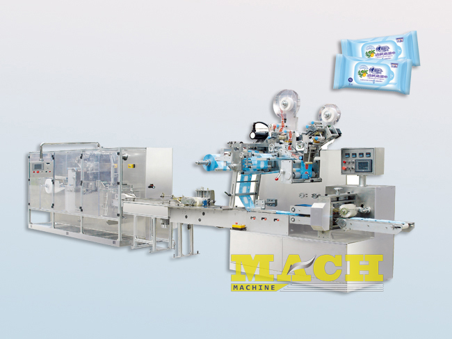 5-20 pcs per bag wte wipes production line