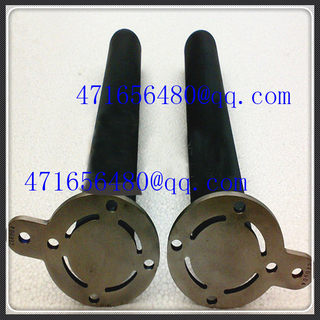 iridium oxide coated titanium anodes for electroplating