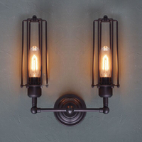 American country style wall lamp from OEM/ODM light fixture workshop