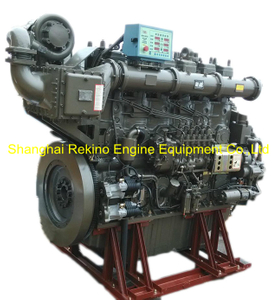 960HP 900RPM Yuchai marine propulsion boat diesel main engine (YC6CL960L-C20)