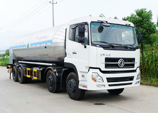Carbon dioxide transport vehicle Tanker Trailer LCO2