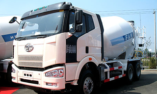 Mixer trucks 8~12m3 Customization hot sale list
