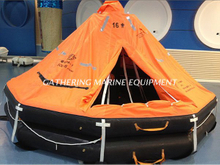 Davit Launched Inflatable Life Raft
