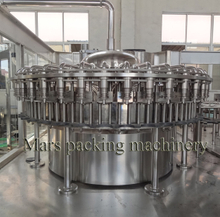 Monoblock Juice Bottling Machine(RCGF50-50-12)
