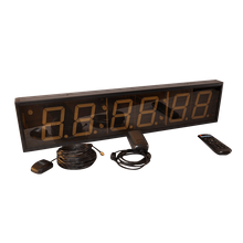 "4"" 4 digits clock  display .4"