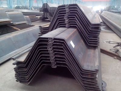Buy Z Type Sheet Piling Product On Shunli Steel Group