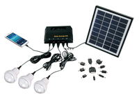 Portable Solar Power System for Home