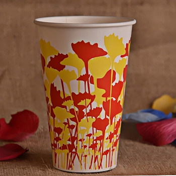 Disposable Paper Cup for Cold Beverage