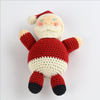 Hand Knitted Santa Claus