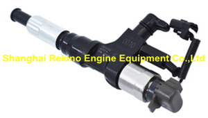 095000-6593 Denso HINO J08E fuel injector for Kobelco 350