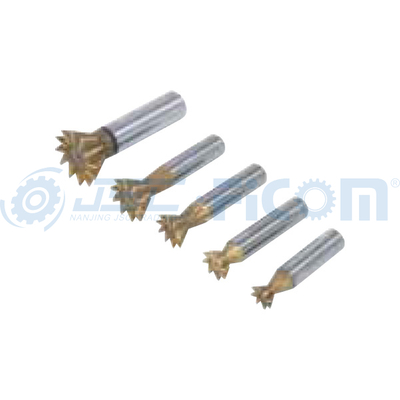 60 degree dovetail cutter set 5 pcs.