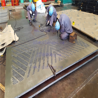 perforated plate/metal mesh