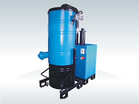 WGS wet and dry Industrial Cyclone Vacuum Cleaner fume extractor / dust collector