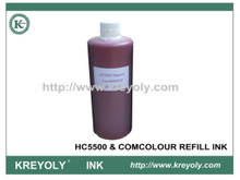Compatible Ink Refill Ink HC5500 & ComColour Ink of Magenta
