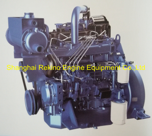 Weichai WP4.1C68-15 marine propulsion boat diesel engine 68HP 1500RPM
