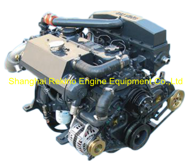 Siyang SY144C 130HP marine diesel boat engine for high speed yacht