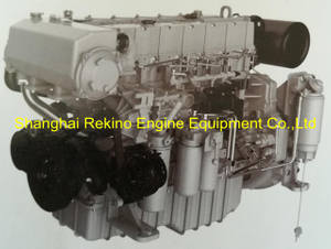 Weichai WP7C300-22 marine propulsion diesel engine for yacht 300HP 2200RPM