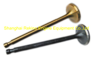 Intake and exhaust valve 160A.03.27 for Weichai power 6160A R6160 6160 engine parts