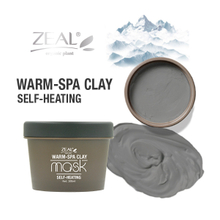 ZEAL Volcanic Mud Warm- SPA Clay Mask