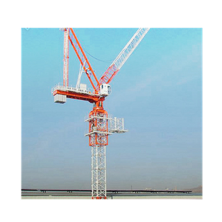 S64L4 Chinese Manufactured Luffing Jib Tower Crane