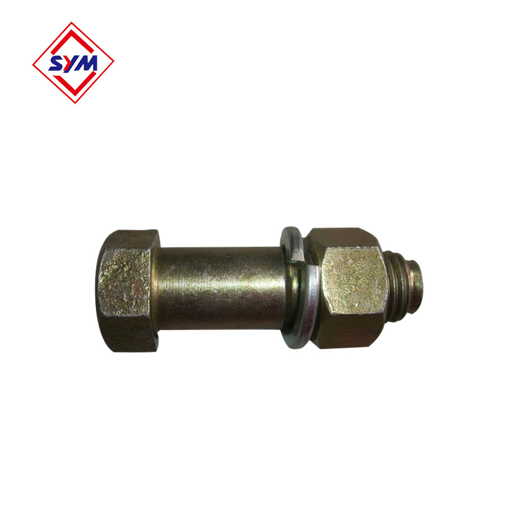 sym machinery tower crane spare parts mast section pin