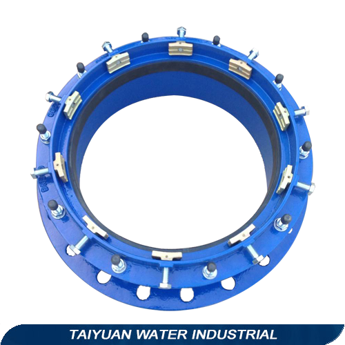 Restrained Flange Adaptor For PE Pipe