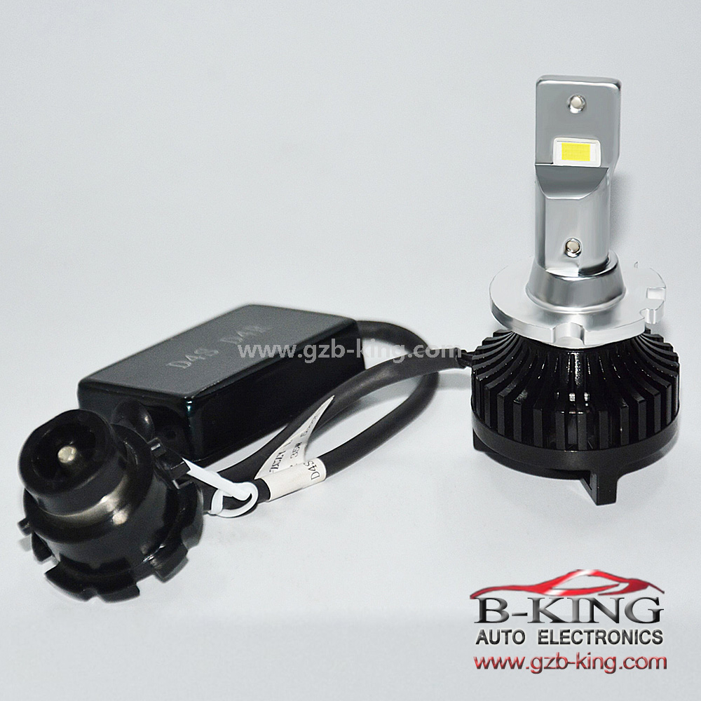 100% Error Free Canbus 40Watts D4S Car LED Headlight(HID to LED)