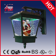 (LW40045E-G) Outdoor&Indoor Lighted Snowing Wall Lamp