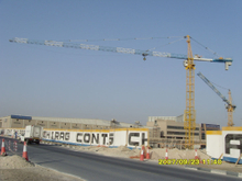 Hammerhead Tower Crane TC6018-10