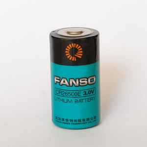 Cylindrical Li-MnO2 Battery CR26500E 3V5000mAh