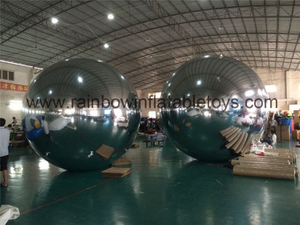 RB33008(dia3.5m)Inflatable Mirror Ball In Low Price