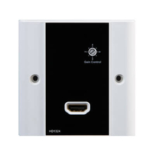1 In 1 Out HDMI Output Wallplate (HD1324)