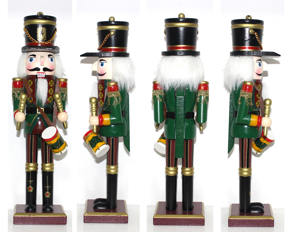 wooden soldiers nutcrackerchristmas ornaments holiday decoration3