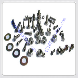 titanium Ti fastener for bike bicycle motor car