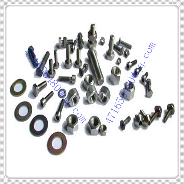 high strength Titanium metric fastener