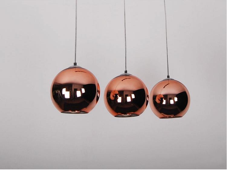 Tom Dixon Copper ball pendant lamp -4026101 (7)