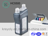Hot Sales of Riso HC5500 ComColor Refill Ink for Blue Color