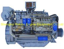 122HP 1500RPM Weichai Deutz marine propulsion boat diesel engine (WP6C122-15)