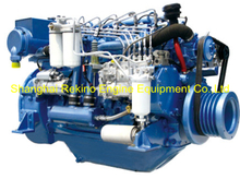 165HP 1800RPM Weichai Deutz marine propulsion boat diesel engine (WP6C165-18)