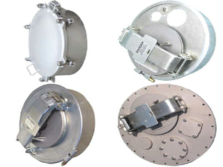 Manhole cover YOJE series