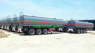 TIC Acid/Alkali Tank Semi-Trailer