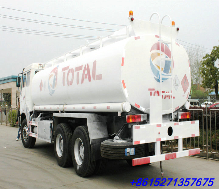 NORTH BENZ 6x4 Road Tanker with Full Tank Trailer <Customization LHD RHD>