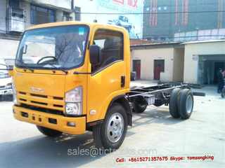ISUZU light truck 2~8T <Customization>